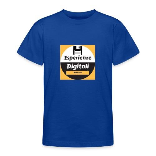 Logo Esperienze Digitali - Maglietta per ragazzi