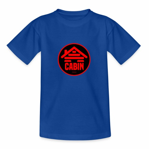 Cabin - Teenager T-shirt