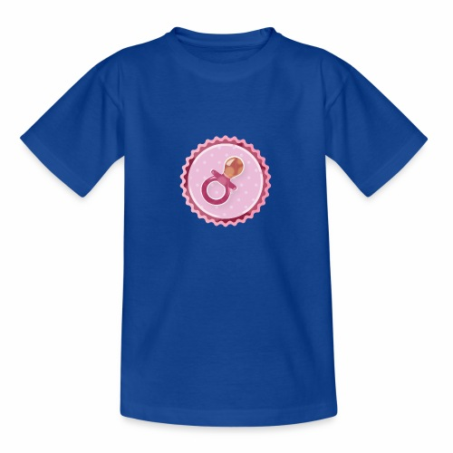 Baby Pacifier - Teenager T-Shirt