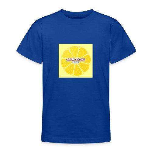zitronetextur - Teenager T-Shirt