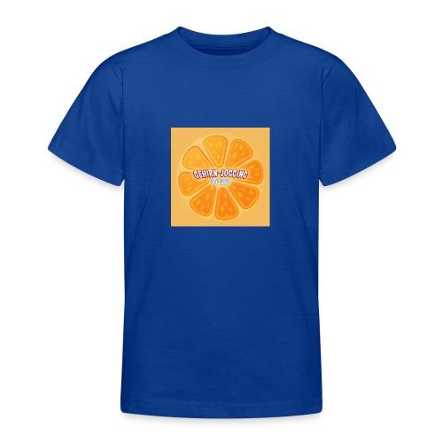 orangetextur - Teenager T-Shirt