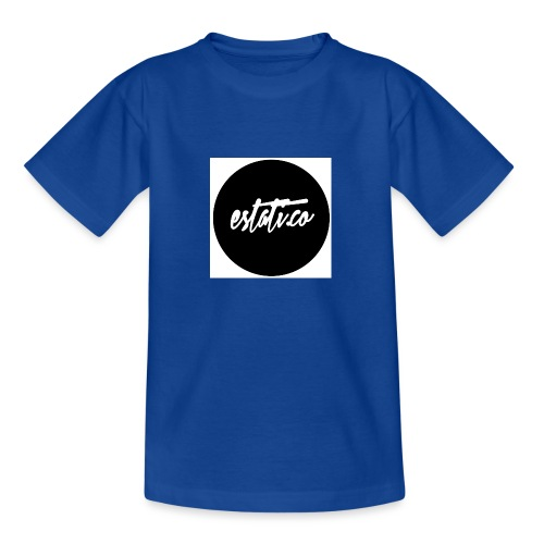 Taza blanca / punto - Camiseta adolescente