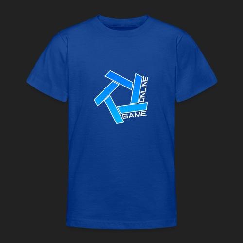 Gameonline Luvtröja Premium Unisex - T-shirt tonåring