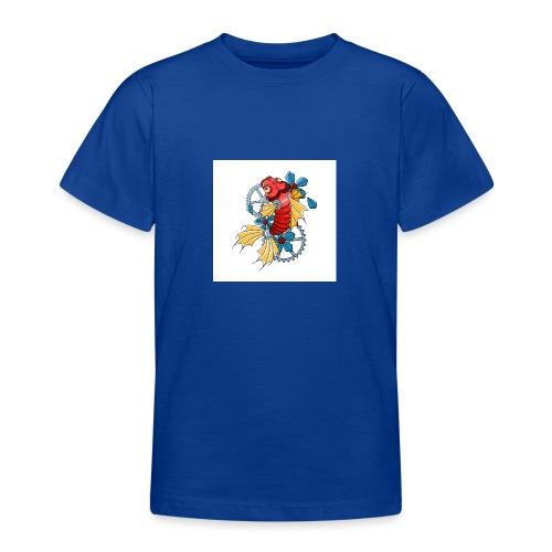 logo carpe mecanique - T-shirt Ado
