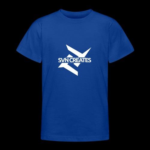 SVN Shirt logo 1 png - Teenager T-shirt
