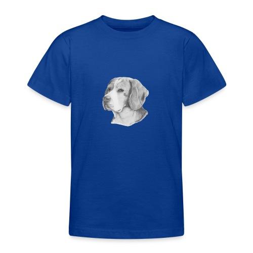 beagle M - Teenager-T-shirt