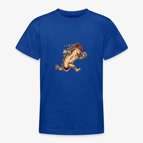 Hot Dog Héros - T-shirt Ado