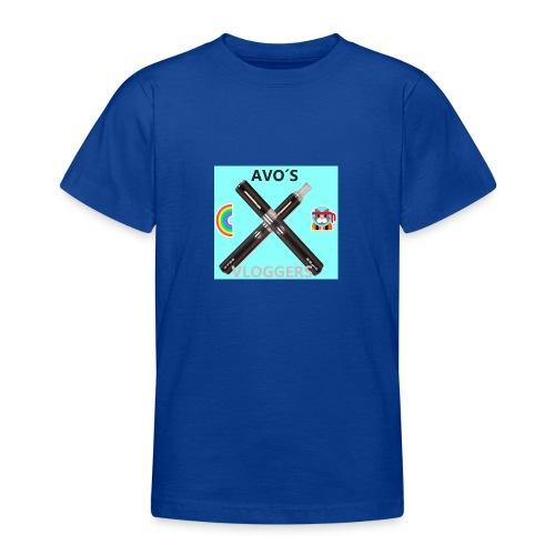 Avos-Shisha - Teenager T-Shirt