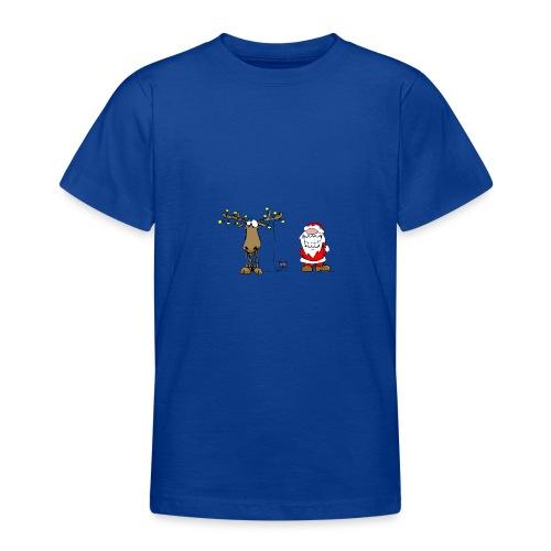 noel branché - T-shirt Ado
