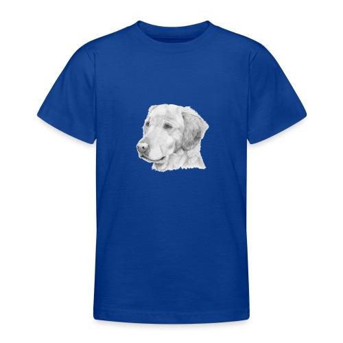 Golden retriever 2 - Teenager-T-shirt