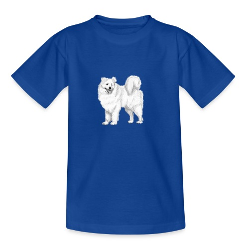 samoyed - Teenager-T-shirt