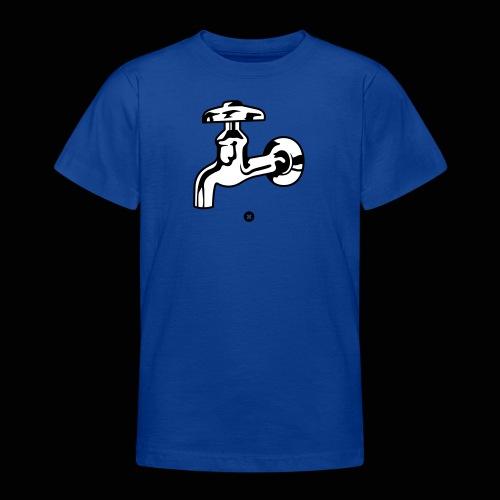 Quelle jolie robine robinetterie ! - T-shirt Ado