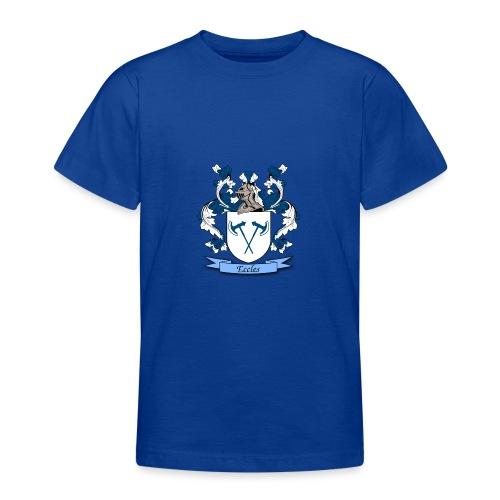 Eccles Family Crest - Teenage T-Shirt