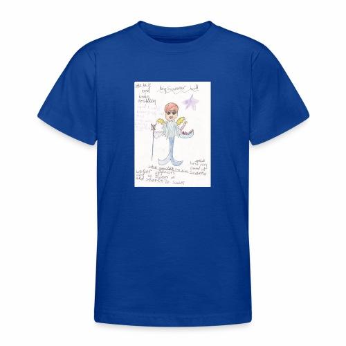 Big Swimmer Bill DHIRT - Teenage T-Shirt