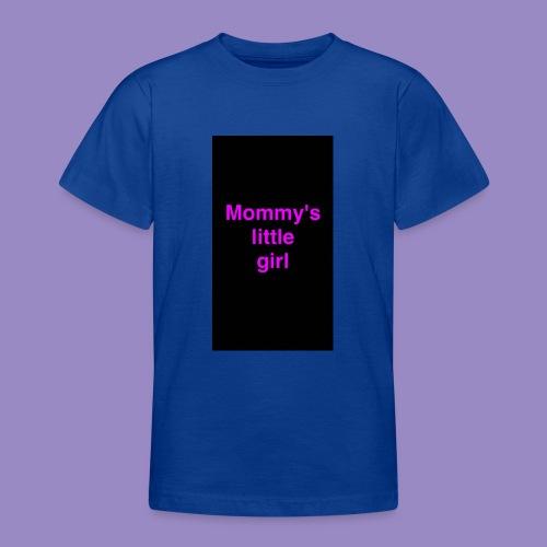 image - Teenager-T-shirt