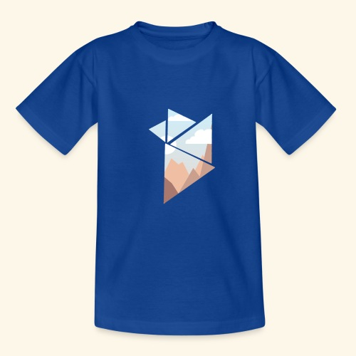 shattered - T-shirt tonåring