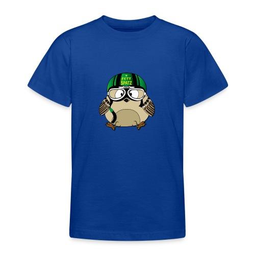 Fettspatz SAMSON - Teenager T-Shirt