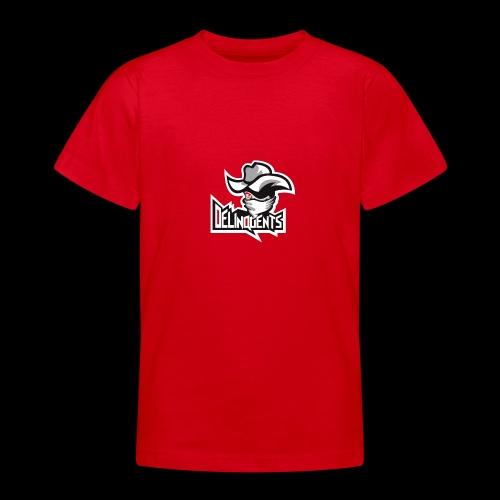 Delinquents TriColor - Teenager-T-shirt