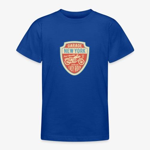 Garage New York - T-shirt Ado