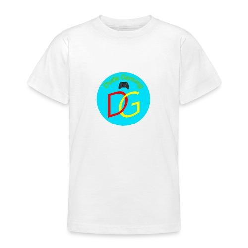 Dude Gaming - Teenager-T-shirt