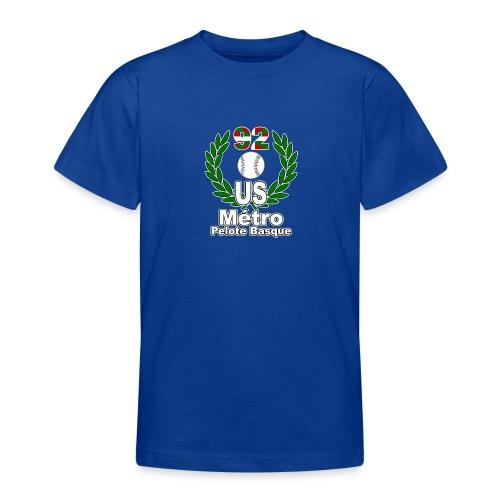 USMTTrophée2A png - T-shirt Ado