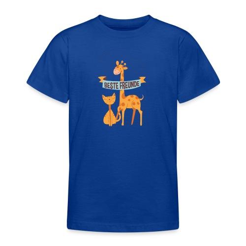 Beste Freunde - Teenager T-Shirt