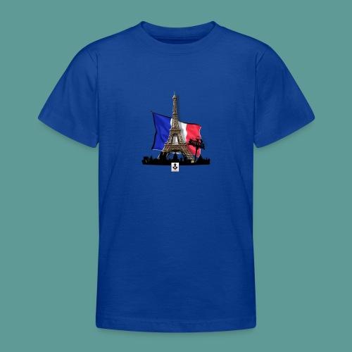 Tee shirt marque mutagene PARIS - T-shirt Ado