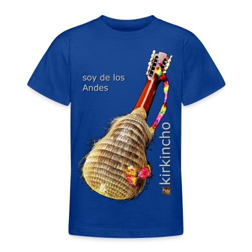 De los Andes - Kirkincho - Teenage T-Shirt