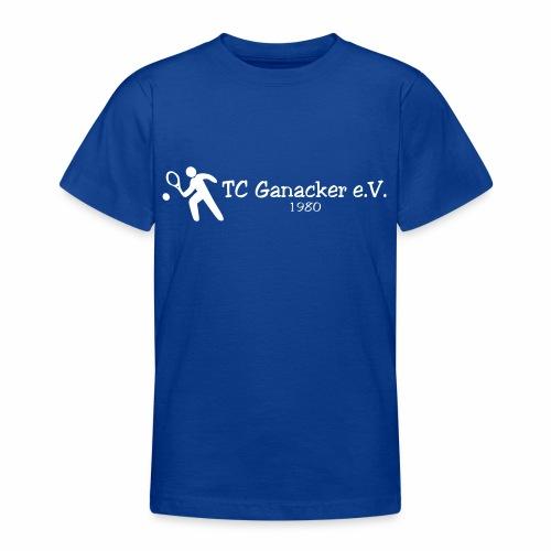 TC Ganacker - Teenager T-Shirt