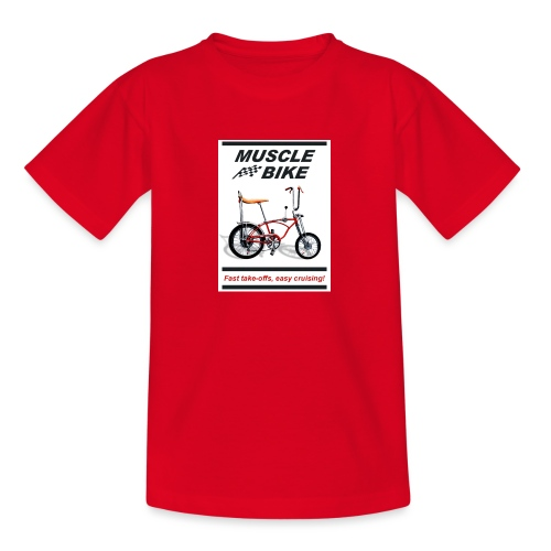 musclebike03 - T-shirt Ado