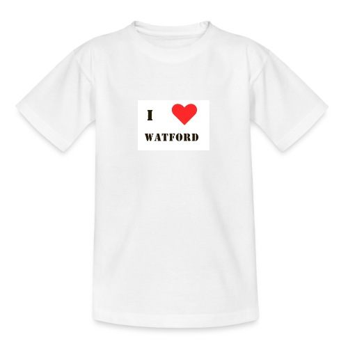 lovewatford - Teenage T-Shirt