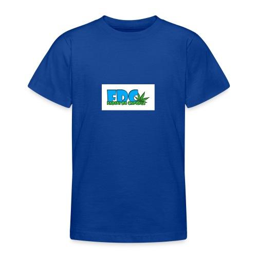 Logo_Fabini_camisetas-jpg - Camiseta adolescente