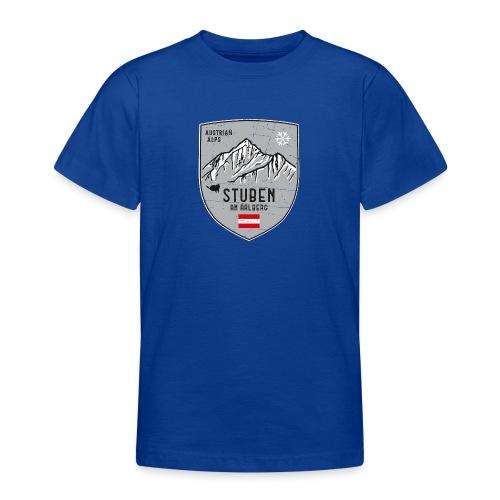 Stuben Österreich Wappen - Teenage T-Shirt