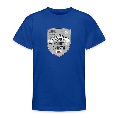 Shasta USA Wappen - Teenage T-Shirt