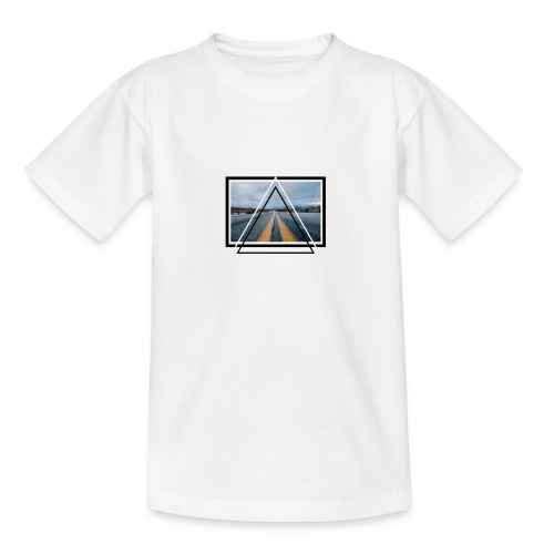 On the Road - T-shirt Ado