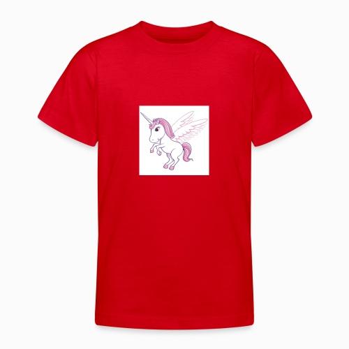 Petite licorne rose super mignonne!! - T-shirt Ado
