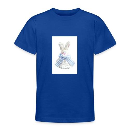 blue rabbit - Teenage T-Shirt