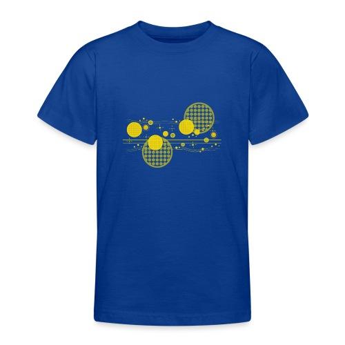 BULLES d'OR - T-shirt Ado
