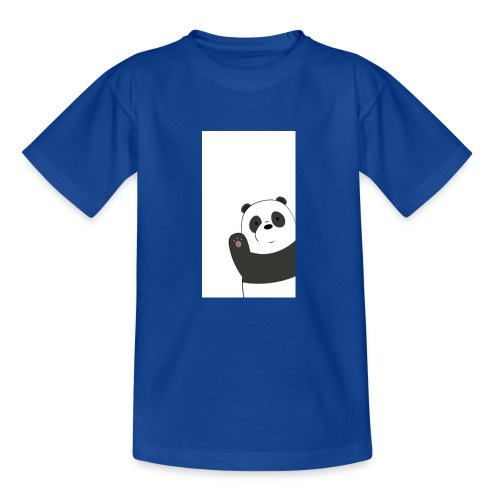 We bare bears panda design - Teenager T-shirt