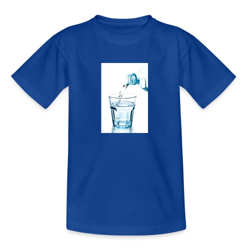 Glas-water-jpg - Teenager T-shirt