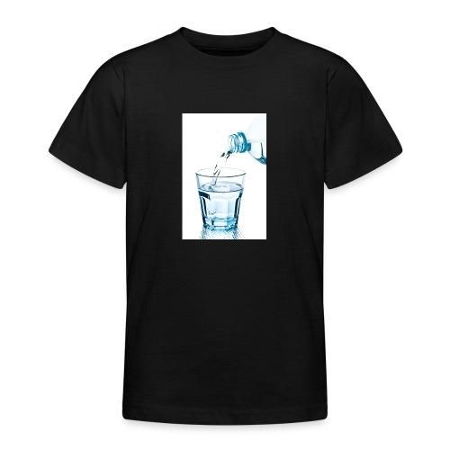 Glas-water-jpg - Teenager T-shirt