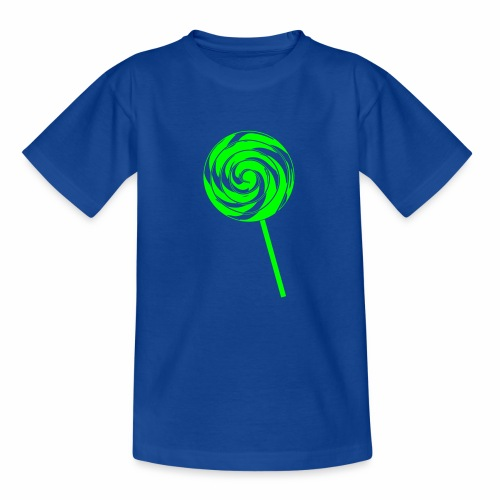 Retro Lolly - Teenager T-Shirt