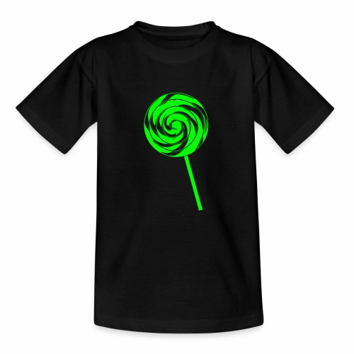 Retro Lolly - Teenager T-Shirt