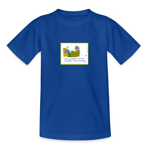 computer3 - Teenage T-Shirt