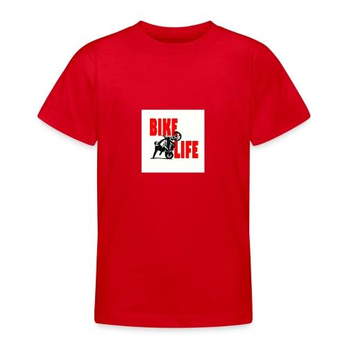 KEEP IT BIKELIFE - Teenage T-Shirt