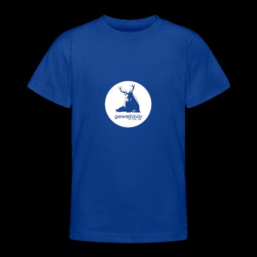 geweihbär - Teenager T-Shirt