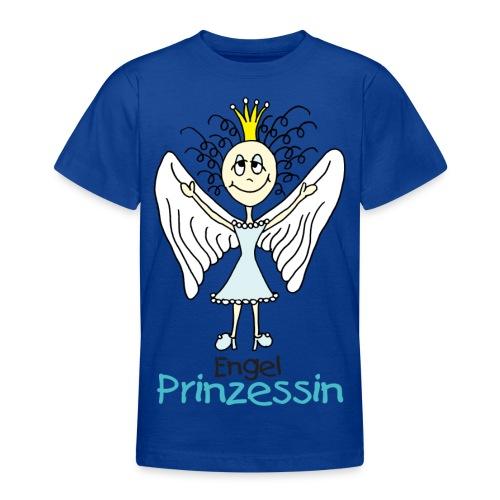 Engel Prinzessin - Teenager T-Shirt