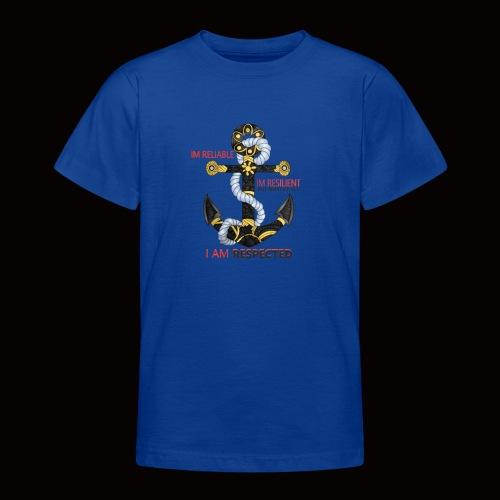 ANCHOR - Teenage T-Shirt