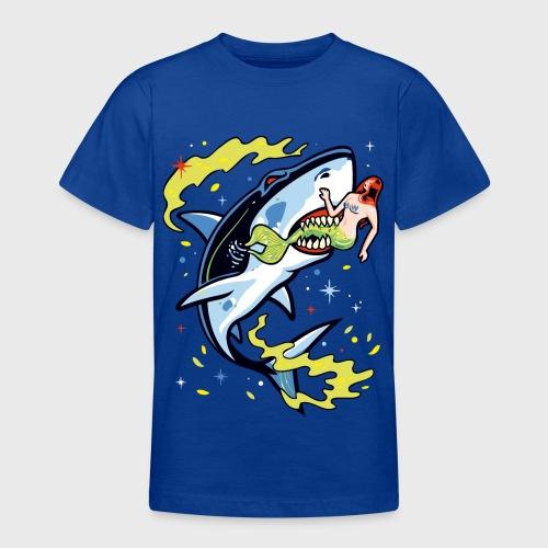 Requin mangeur de sirène - T-shirt Ado