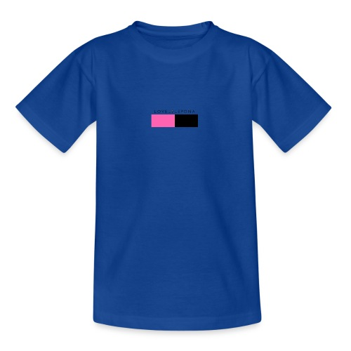 lovelelepona merch - Teenager T-shirt